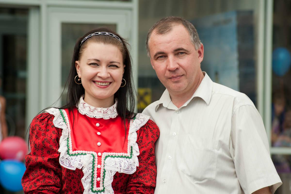 Смотреть фото русских семейных пар 5 фотография